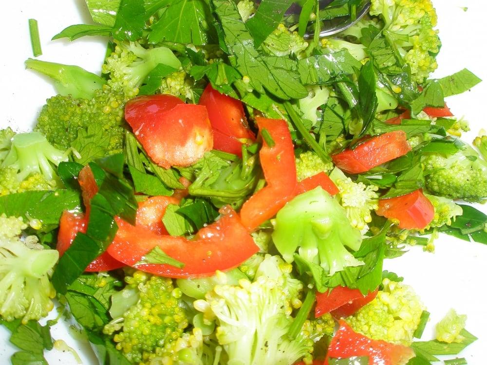 Куриное филе с брокколи - приготовление, шаг 2