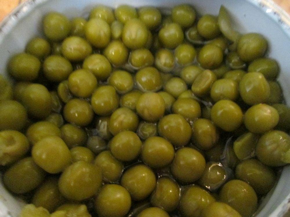 Суп с капустой и зеленым горошком - приготовление, шаг 4
