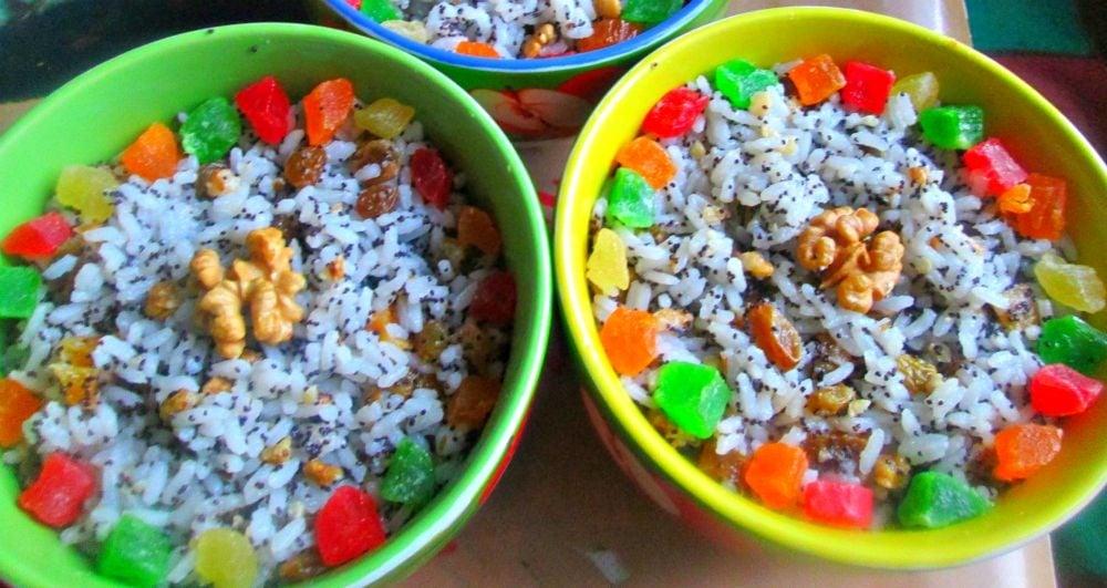 Кутья из риса - приготовление, шаг 1