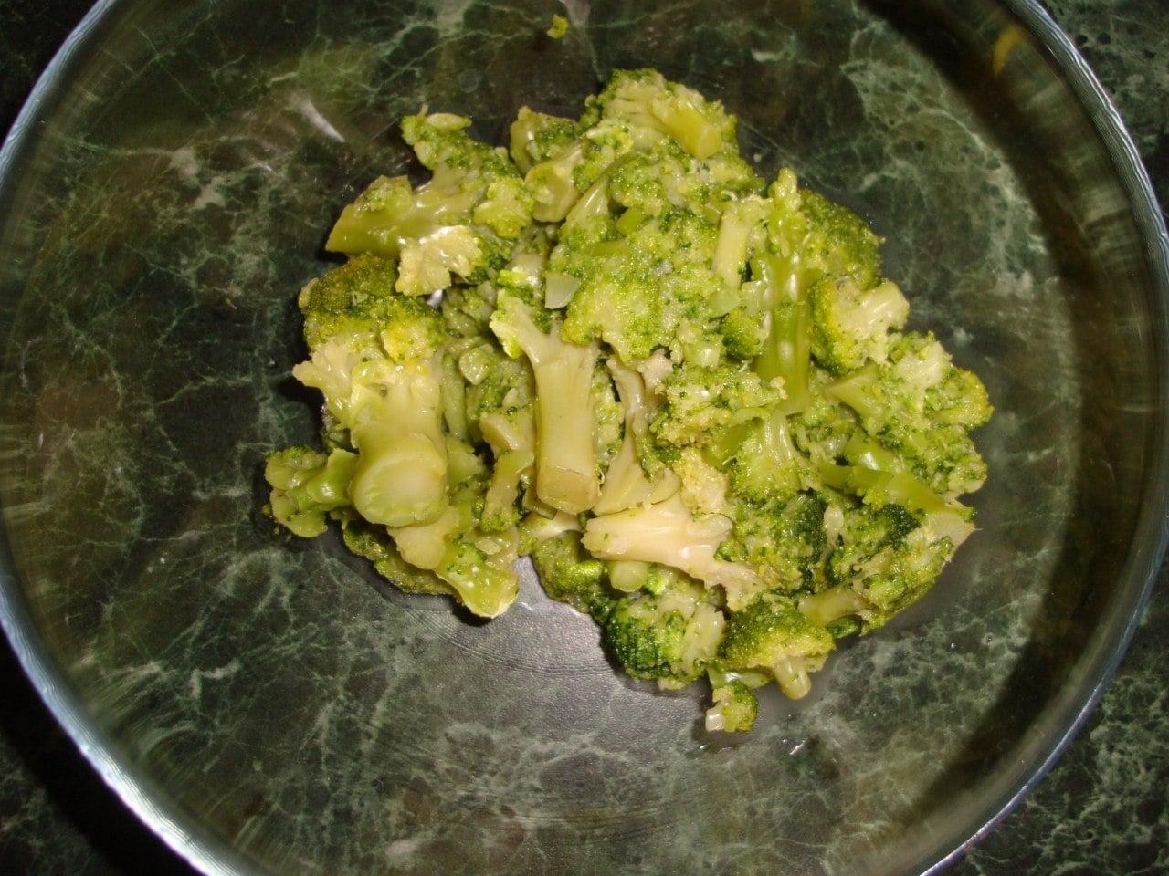 Салат из мяса с брокколи - приготовление, шаг 1