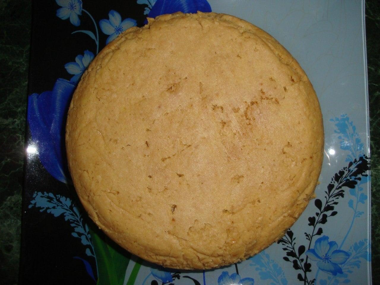 Торт из печенья - приготовление, шаг 6