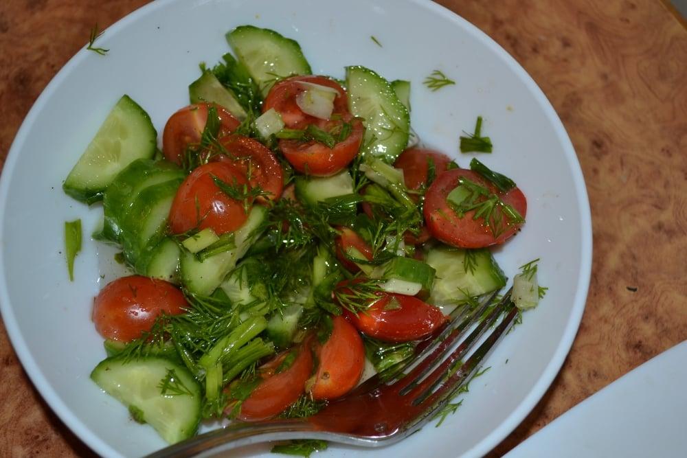 Дорада с овощами - приготовление, шаг 6