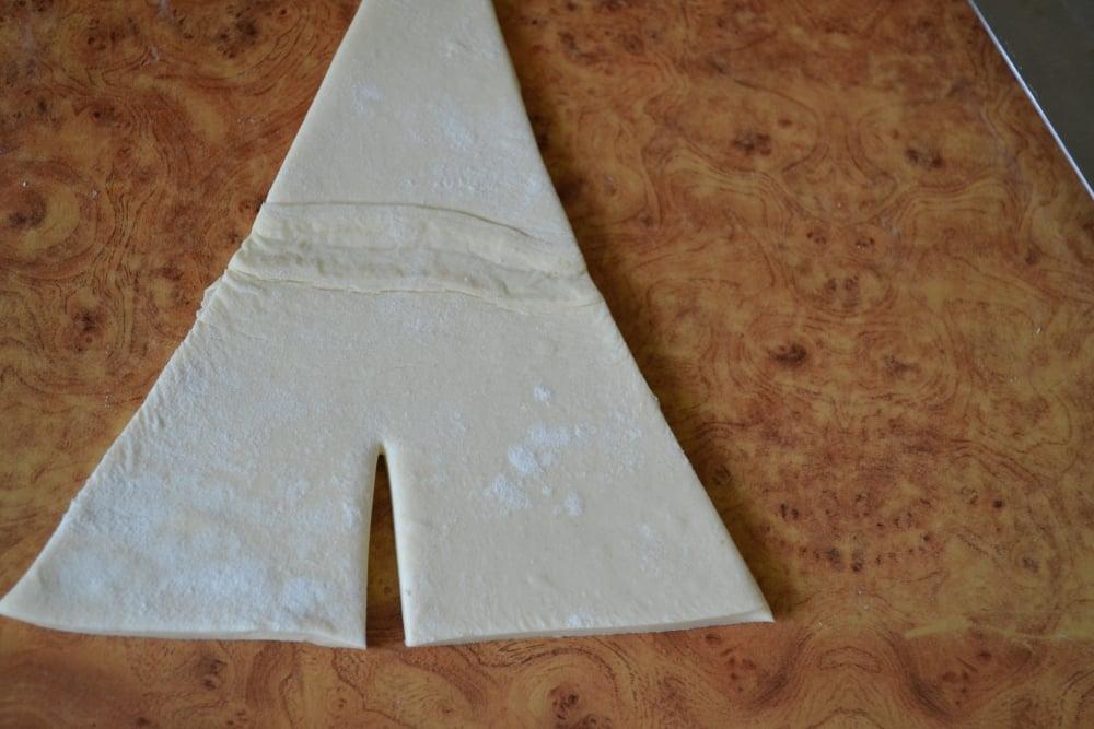 Домашние круассаны - приготовление, шаг 4