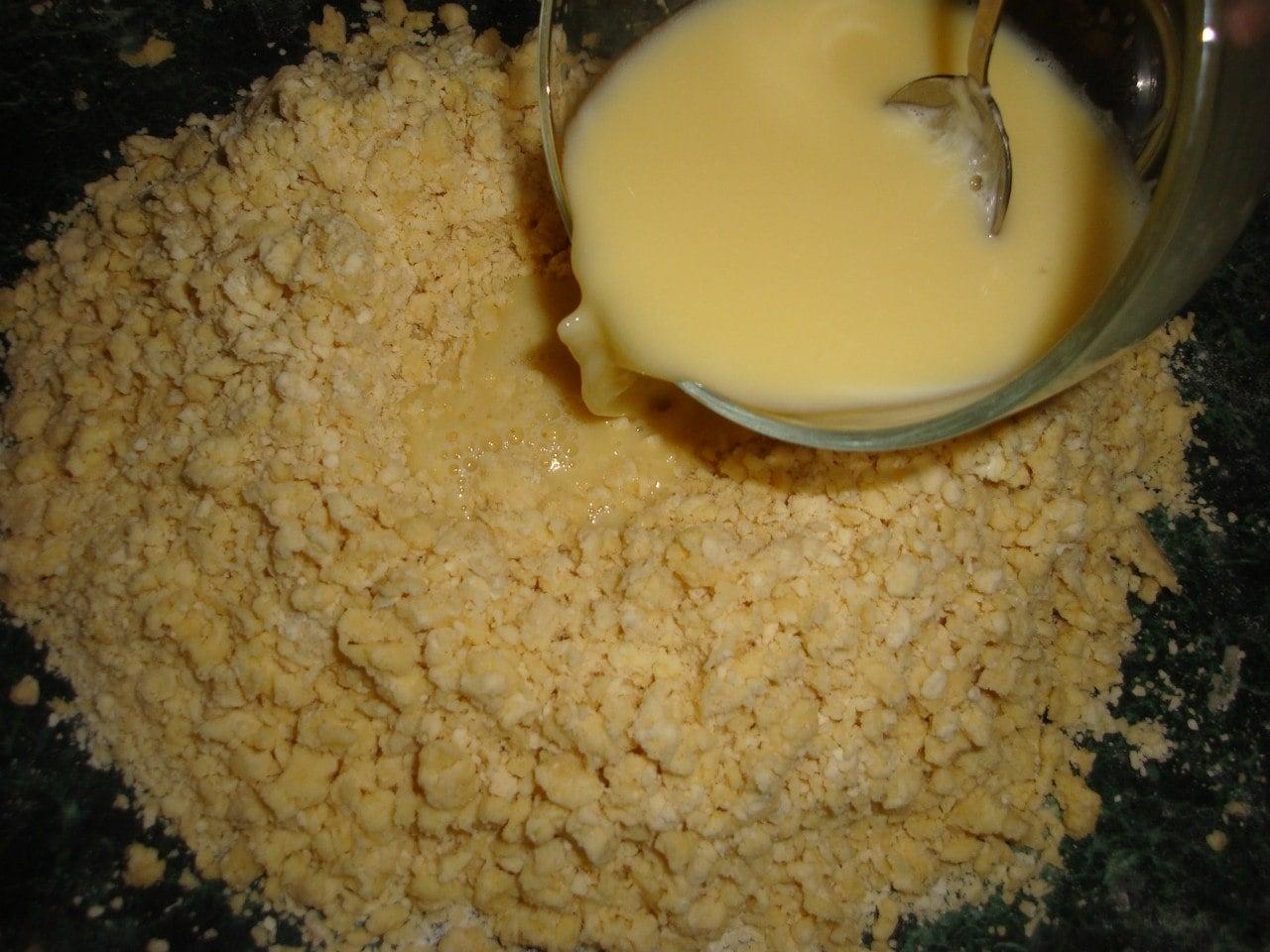 Торт Наполеон - приготовление, шаг 6