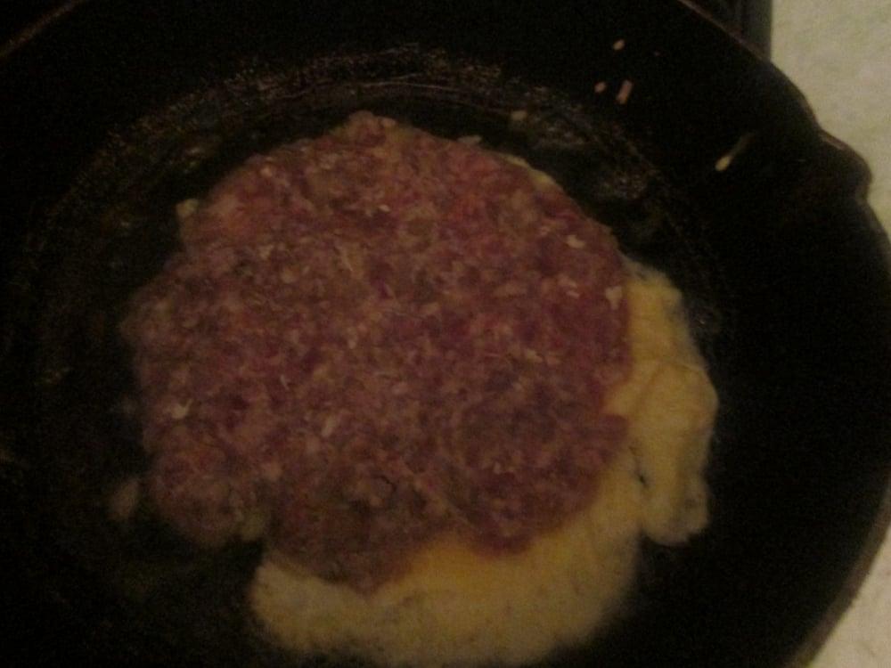 Мясной бризоль с овощной начинкой - приготовление, шаг 4