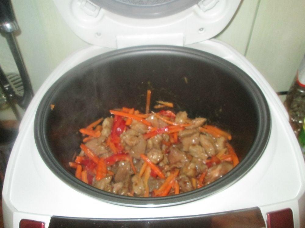 Свинина по-китайски (в мультиварке) - приготовление, шаг 5