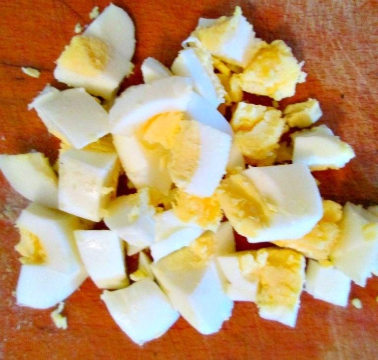Салат с ананасом и креветкми - приготовление, шаг 1