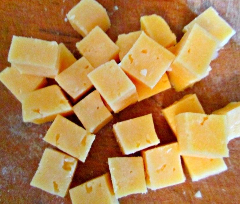 Салат с ананасом и креветкми - приготовление, шаг 2