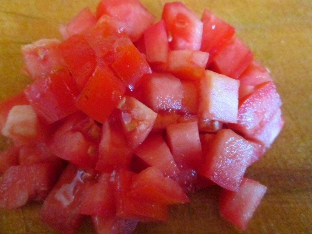 Салат с ананасом и креветкми - приготовление, шаг 3