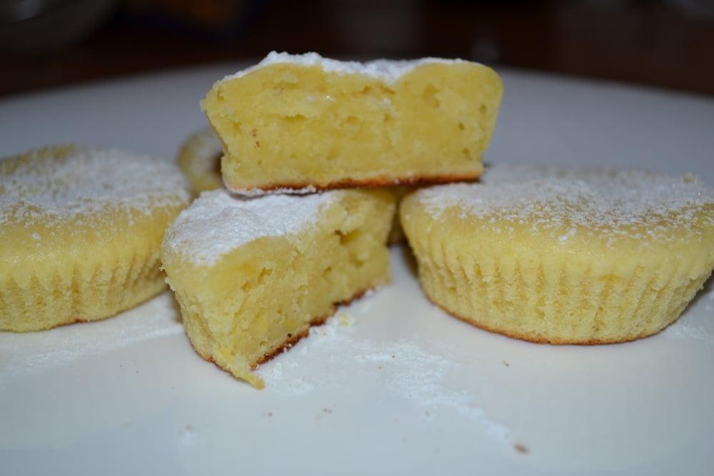 Лимонные мини-маффины - приготовление, шаг 7