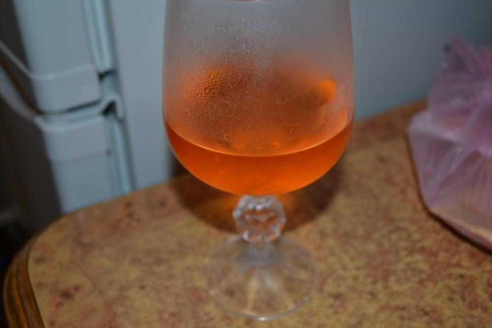 Клубнично-апельсиновый десерт - приготовление, шаг 1