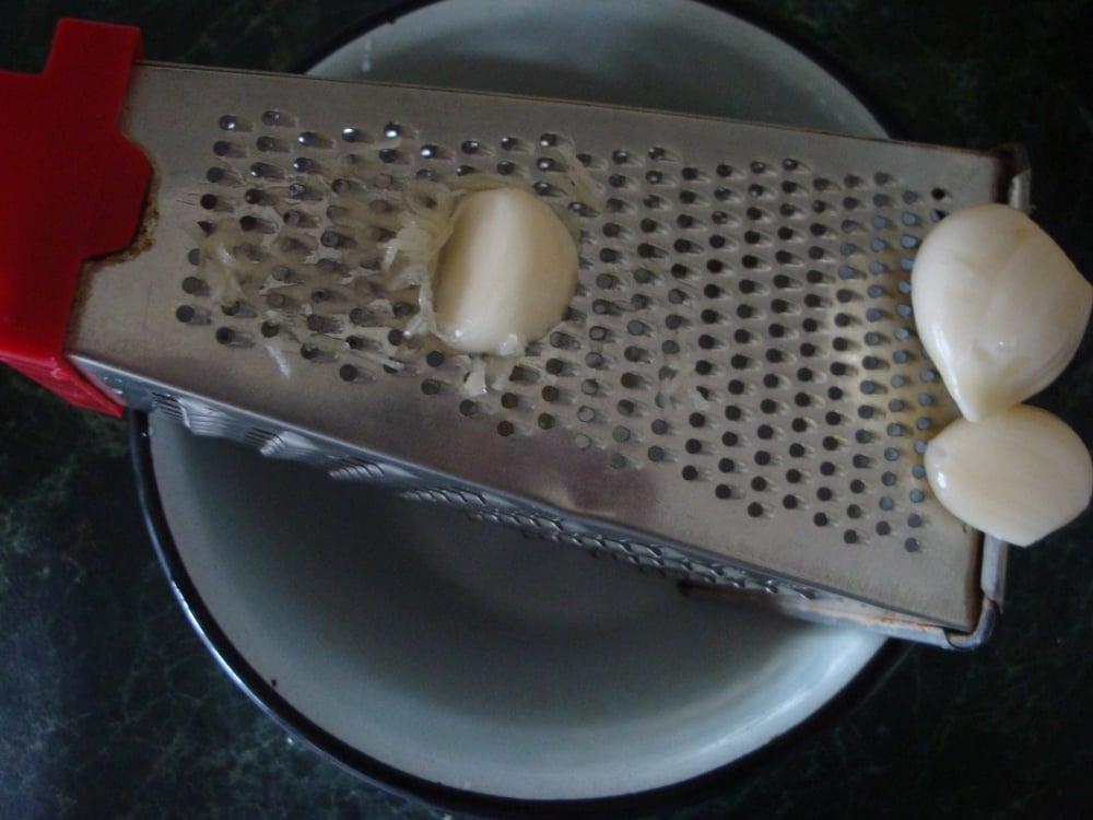 Баранина под чесночным соусом. - приготовление, шаг 5