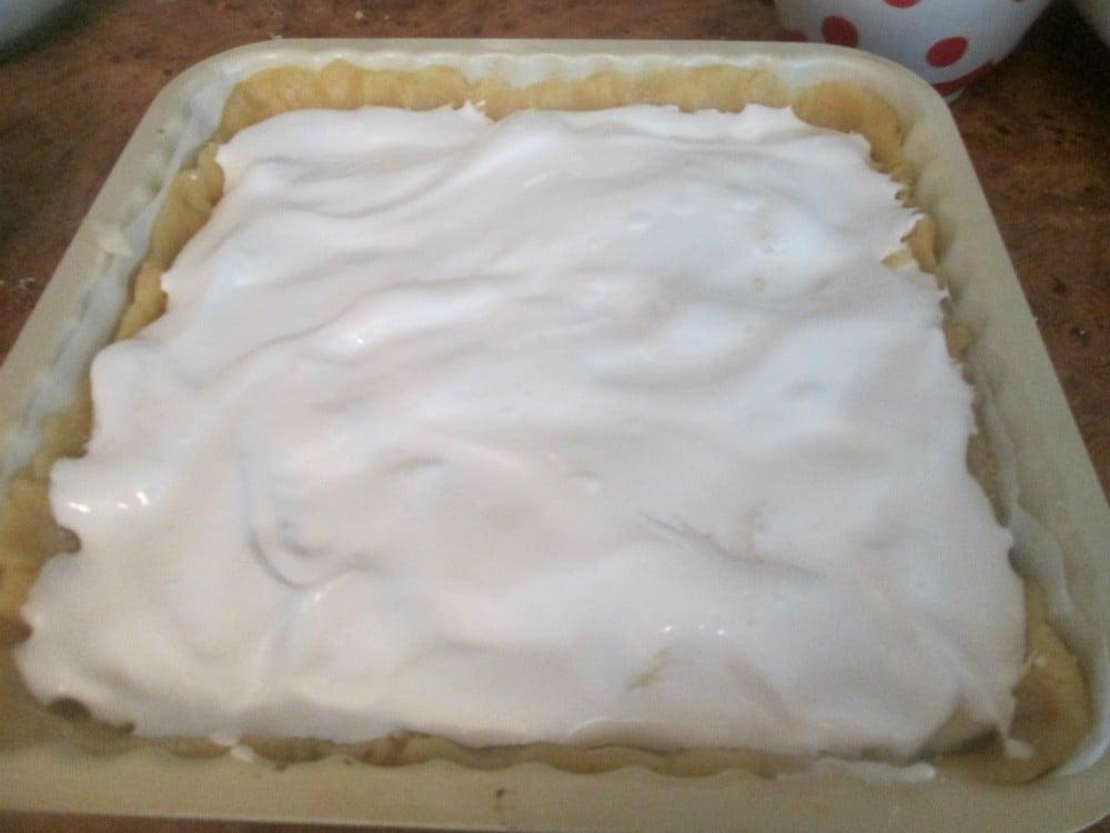 Бранденбургский яблочный пирог (конкурс) - приготовление, шаг 6