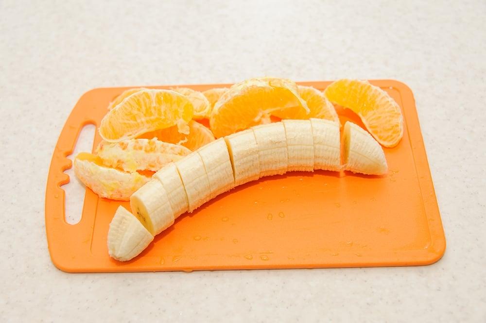 Ягодно-фруктовый смузи - приготовление, шаг 2