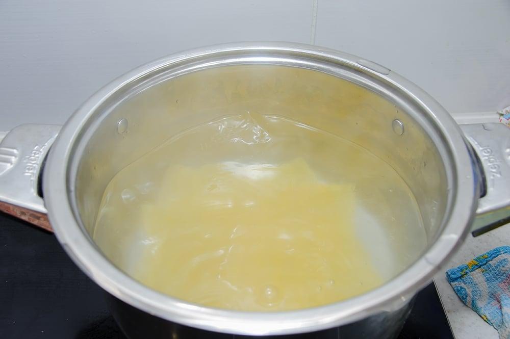 Классическая лазанья с фаршем - приготовление, шаг 2