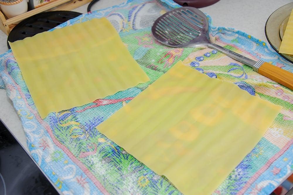 Классическая лазанья с фаршем - приготовление, шаг 3