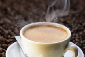 Карамельный кофе в турке