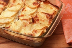 Запеканка картофельная с фаршем