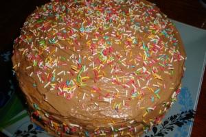 Скоростной тортик
