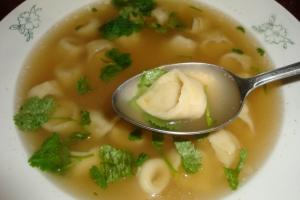 Азербайджанский суп дюшбара