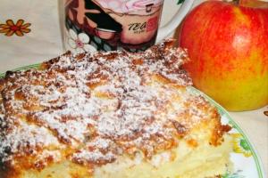 Бранденбургский яблочный пирог (конкурс)