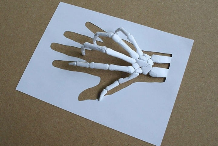 Что можно сделать своими руками из бумаги к 8 марта