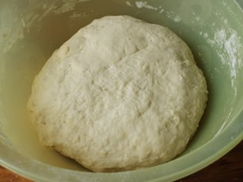 Как замесить тесто на беляши рецепт