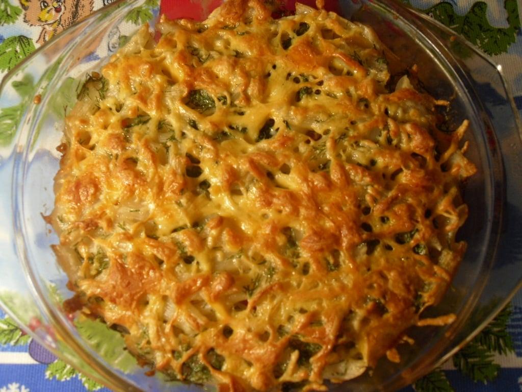 Рецепты запеканок с макаронами
